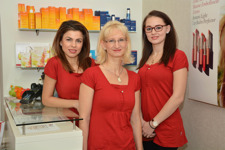 Frau Boryana, Frau Bettina Brandstetter und Frau Michelle