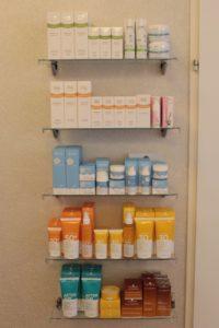 Produkte von STYX und Clarins